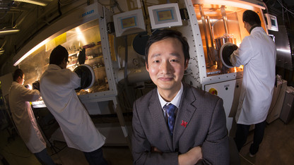 Engineers demonstrate solar cell material's vast potential