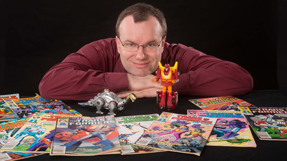 Optimus Prime or Megatron? Harms collects leadership insights from 'Transformers'