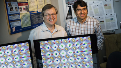Physicists explain magnetic threshold of ultra-thin material