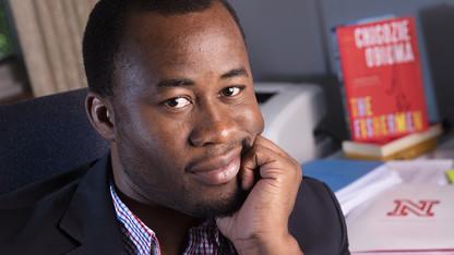 Obioma on short list for top international literary award