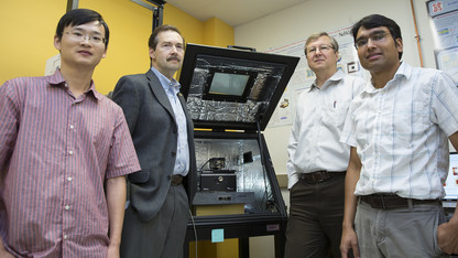 Physicists defy conventional wisdom to identify ferroelectric nanomaterial