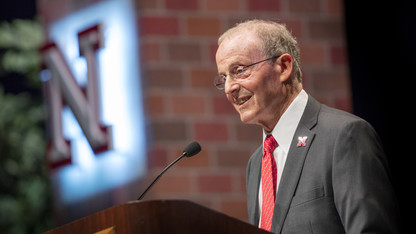 Perlman: UNL must keep moving forward