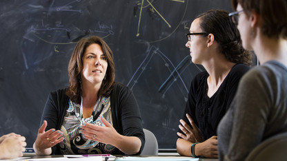 Project aims to boost women in math grad programs