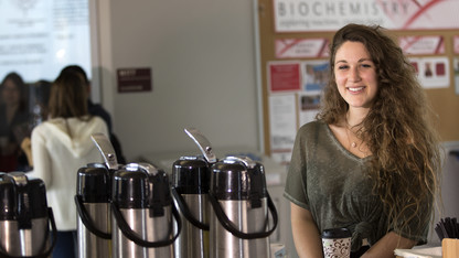 Undergrad pursues research with German fellowship