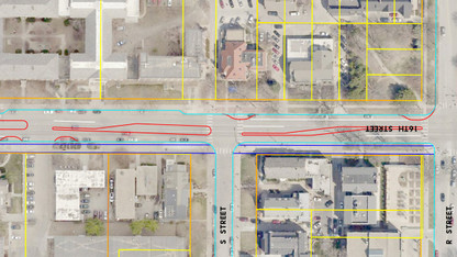 UNL seeks feedback on changes to 16th, 17th streets