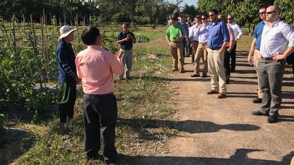 Nebraska LEAD fellows travel to China, Laos, Thailand