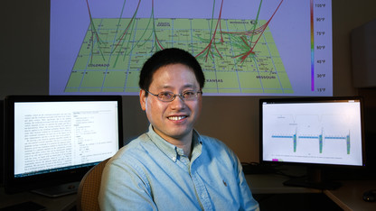 Yu is interim director of Holland Computing Center
