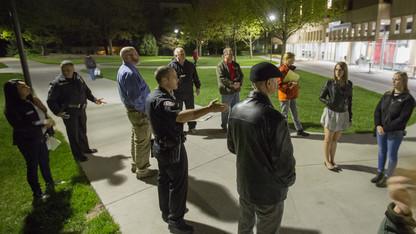 University employs environmental design to create a safer campus
