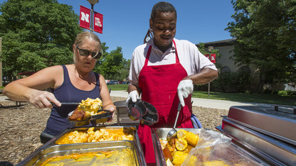 Summer grill outs return to East Campus