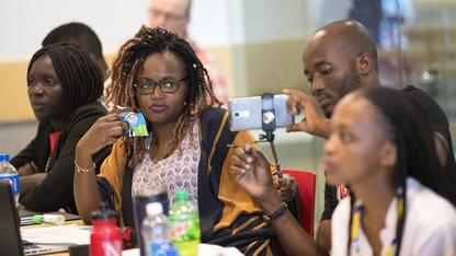 Africa's emerging leaders attending national program at Nebraska