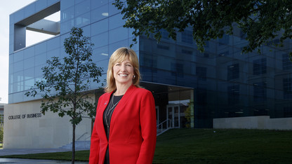 Nebraska elevates Farrell to lead College of Business