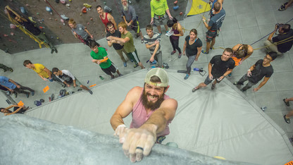 League helps climbers advance skills, build camaraderie
