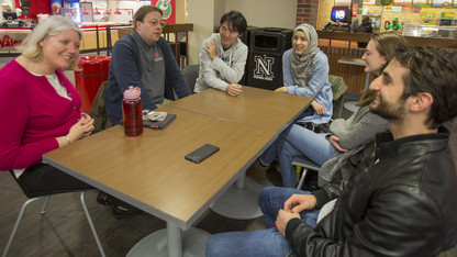 Series brews connections between international, domestic students