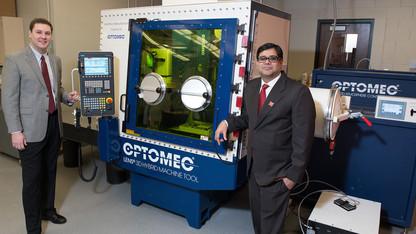 Nebraska Engineering expands 3-D printing capabilities