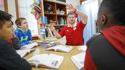 Podcast features campus efforts to grow Nebraska's teaching workforce