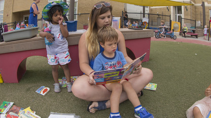 Children's Center brings home top marks