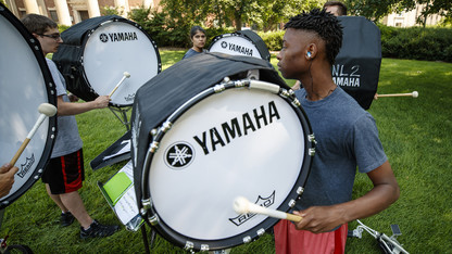 From adventures to studies, Huskers finish a busy summer