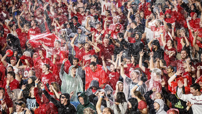 Grit/Glory: Huskers stick together in all kinds of (rainy) weather