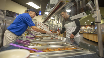 Housing dishes up allergen-free meals