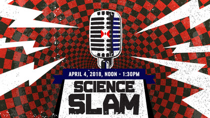 Six finalists vie for Science Slam glory