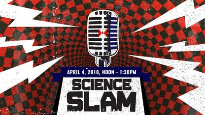 Six finalists vie for Science Slam glory