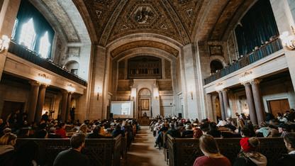 Berens opens N150 Nebraska Lecture series