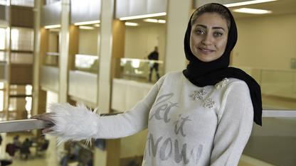 Mohammed carves her own path at Nebraska