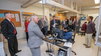 Regents' tour focuses on academic, research programs