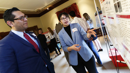 Husker undergrads carry research to state senators