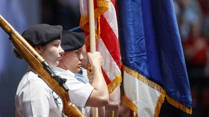 University to participate in Veterans Day roll call