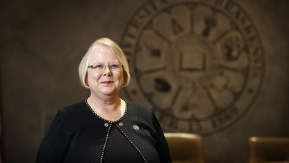 Fritz named the first woman to lead NU system