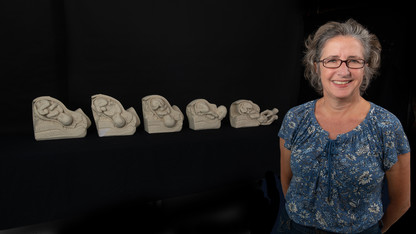 Precious and rare: Research unearths sculptures long forgotten
