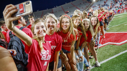 Welcome activities jump-start Huskers' new academic year