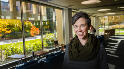 Stewart works to optimize Big Ten libraries