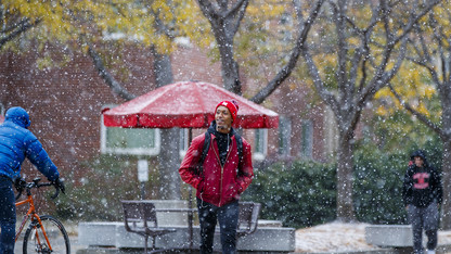 Winter-related closures announced via UNL Alert