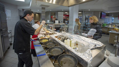 East Campus dining redesign caters to students, employees