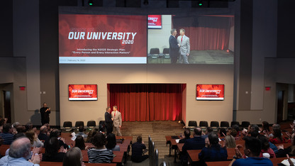 Photo story | 2020 State of Our University