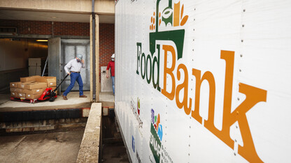 Food Bank holding food distribution on campus Aug. 6