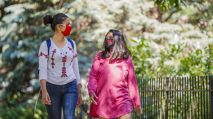 University adopts face covering policy to combat COVID-19