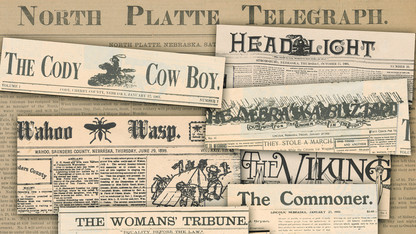 UNL digitizes 265,000 newspaper pages for national project