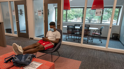 Husker Hub moves into permanent Canfield Hall space