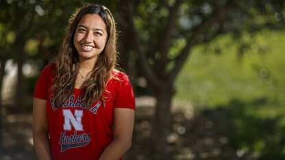 Husker Dialogues experience helped shape Adhikari's campus path