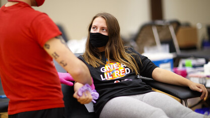 Giving blood a simple way to make a big impact