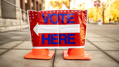 Housing staff help students get votes counted
