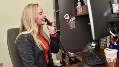 College of Business boosts student retention with calling campaign