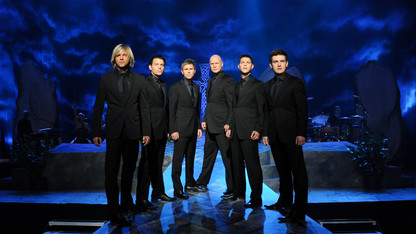Celtic Thunder plays Lied Oct. 25