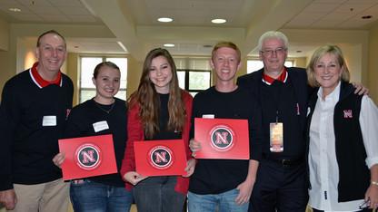 Three win scholarships at salute to Nebraska at Oxford Program