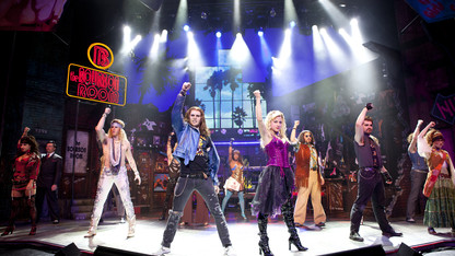 'Rock of Ages' to play the Lied on Feb. 15