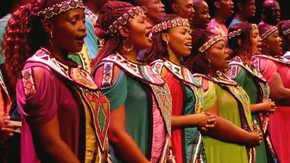 Soweto Gospel Choir headlines Lied's world music lineup