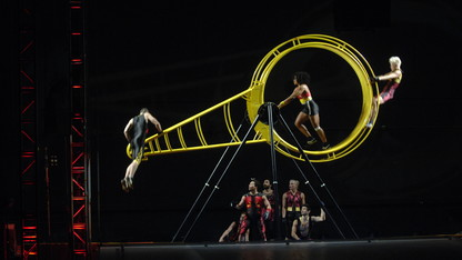 Streb's 'Extreme Action Heroes' to perform